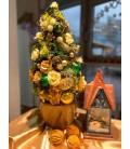 Интерьерная новогодняя елка 65 см