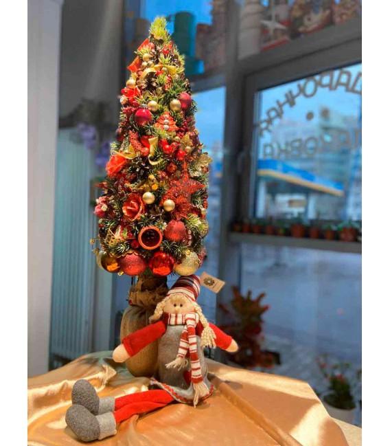 Интерьерная новогодняя елка 83 см