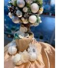 Иньертерная новогодняя елка 83 см