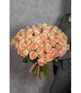 Букет из 51-ой розы